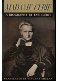 Madame Curie a Biography of Marie Curie by Eve Curie   Curie Eve, ISBN:  9784871877718