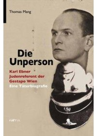 Die Unperson   Mang Thomas, ISBN:  9788872834640
