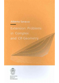 Extension problems in complex and CR-geometry   Saracco Alberto, ISBN:  9788876423383