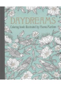 Daydreams Coloring Book   Karlzon Hanna, ISBN:  9781423645566