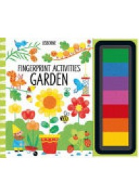 Fingerprint Activities: Garden   Watt Fiona, ISBN:  9781474932301