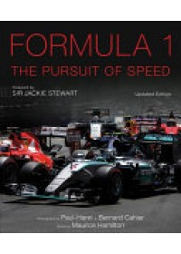 Formula One: The Pursuit of Speed   Hamilton Maurice, ISBN:  9781781317082