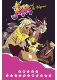 Jem and the Holograms, Vol. 4: Enter the Stingers   Thompson Kelly, ISBN:  9781631408373