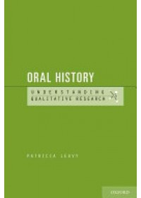 Oral History   Leavy Patricia, ISBN:  9780195395099