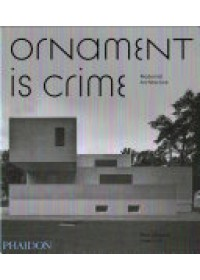 Ornament is Crime   Hill Albert, ISBN:  9780714874166