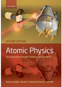 Atomic Physics   Budker Dmitry (Department of Physics University of California Berkeley), ISBN:  9780199532414
