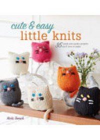 Cute & Easy Little Knits   Trench Nicki, ISBN:  9781782494843