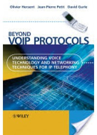Beyond VoIP Protocols   Hersent Olivier, ISBN:  9780470023624