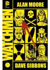Watchmen   Moore Alan, ISBN:  9781401238964