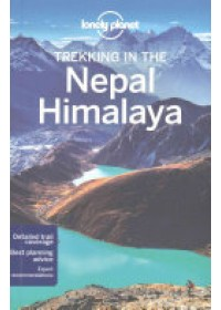 Lonely Planet Trekking in the Nepal Himalaya   Lonely Planet, ISBN:  9781741792720