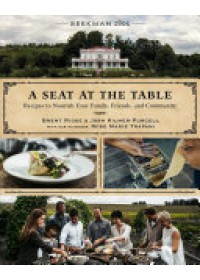 Beekman 1802: A Seat at the Table   Ridge Brent, ISBN:  9780544850217