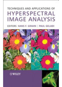 Techniques and Applications of Hyperspectral Image Analysis   Grahn Hans, ISBN:  9780470010860