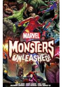 Monsters Unleashed!   , ISBN:  9781846538117