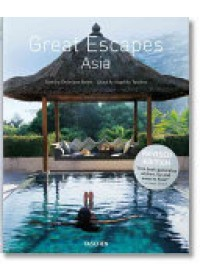 Great Escapes Asia   Taschen Dr Angelika, ISBN:  9783836555654