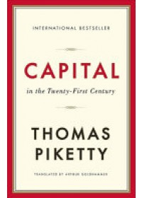 Capital in the Twenty-First Century   Piketty Thomas, ISBN:  9780674979857