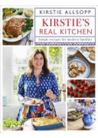 Kirstie's Real Kitchen   Allsopp Kirstie, ISBN:  9781473643369