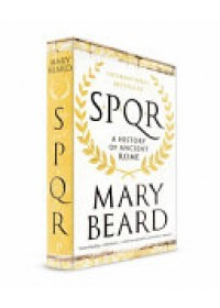 SPQR   Beard Mary, ISBN:  9781846683817