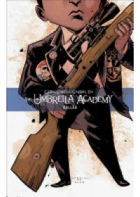 The Umbrella Academy Volume 2: Dallas   Way Gerard, ISBN:  9781595823458