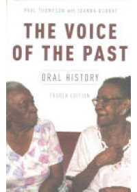 Voice of the Past   Thompson Paul, ISBN:  9780199335466