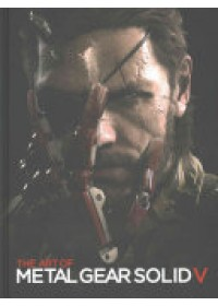Art of Metal Gear Solid V   Konami, ISBN:  9781506701103