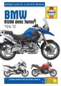 BMW R1200 Dohc Motorcycle Repair Manual   Anon, ISBN:  9781785213472