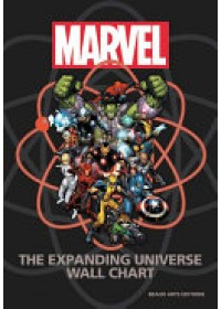 Marvel: The Expanding Universe Wall Chart   Mallory Michael, ISBN:  9780785835448