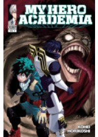 My Hero Academia, Volume 6   Horikoshi Kohei, ISBN:  9781421588667