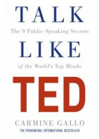 Talk Like TED   Gallo Carmine, ISBN:  9781509867394