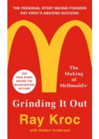 Grinding it Out   Kroc Ray, ISBN:  9781250130280