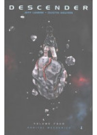 Descender Volume 4: Orbital Mechanics   Lemire Jeff, ISBN:  9781534301931