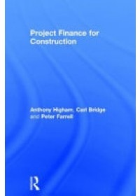 Project Finance for Construction   Bridge Carl, ISBN:  9781138941298