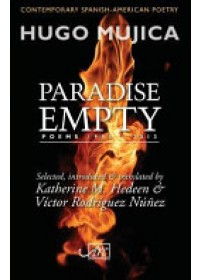 Paradise Empty Poems 1983 2013   Mujica Hugo, ISBN:  9781910345146