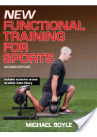 New Functional Training for Sports   Boyle Michael, ISBN:  9781492530619