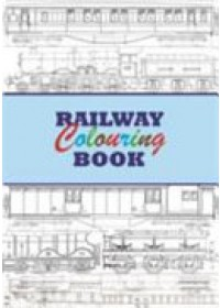 Railway Colouring Book   Ian Allan Publishing, ISBN:  9780711038639