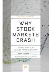 Why Stock Markets Crash   Sornette Didier, ISBN:  9780691175959