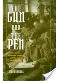 Gun and the Pen   Gandal Keith (Professor of English Northern Illinois University), ISBN:  9780195338911