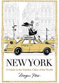 New York   Hess Megan, ISBN:  9781743791714