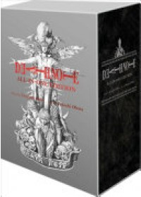 Death Note (All-in-One Edition)   Ohba Tsugumi, ISBN:  9781421597713