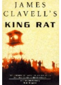 King Rat   Clavell James, ISBN:  9780340750681