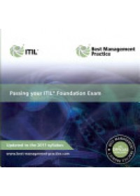 Passing Your ITIL Foundation Exam   Nissen Christian F., ISBN:  9780113313556