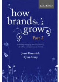 How Brands Grow   Romaniuk Jenni, ISBN:  9780195596267