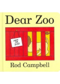 Dear Zoo   Campbell Rod, ISBN:  9780230747722