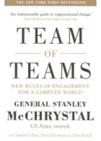Team of Teams   McChrystal Stanley A., ISBN:  9780241250839