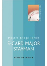 5-Card Major Stayman   Klinger Ron, ISBN:  9780304368082