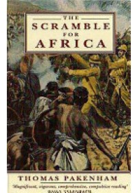 Scramble for Africa   Pakenham Thomas, ISBN:  9780349104492