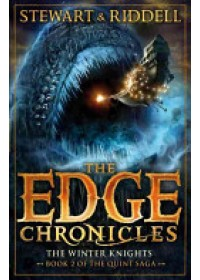 Edge Chronicles 2: The Winter Knights   Stewart Paul, ISBN:  9780552569637