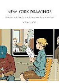 New York Drawings   Tomine Adrian, ISBN:  9780571326914