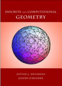 Discrete and Computational Geometry   Devadoss Satyan L., ISBN:  9780691145532
