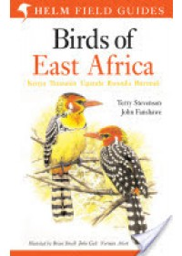Birds of East Africa   Stevenson Terry, ISBN:  9780713673470