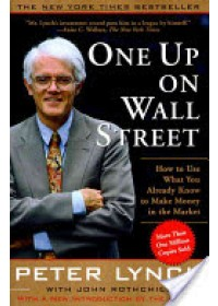 One Up on Wall Street   Lynch Peter, ISBN:  9780743200400